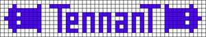Alpha pattern #10796