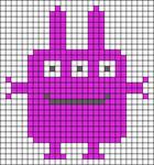 Alpha pattern #10806