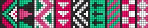 Alpha pattern #10821