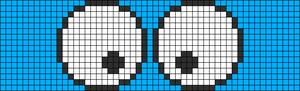 Alpha pattern #10833