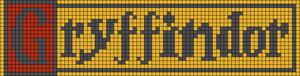 Alpha pattern #10846