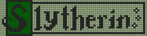 Alpha pattern #10850