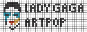 Alpha pattern #10863