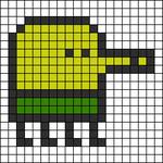 Alpha pattern #10866