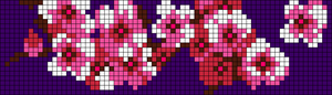 Alpha Friendship Bracelet Pattern #10881