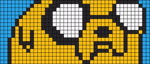 Alpha pattern #10892