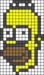 Alpha pattern #10893