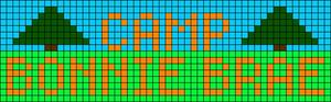 Alpha pattern #10896