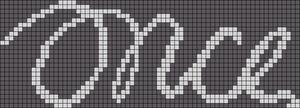 Alpha pattern #10941