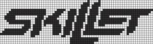 Alpha pattern #10954