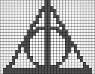 Alpha pattern #10959