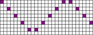 Alpha pattern #10962