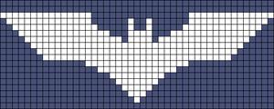 Alpha Friendship Bracelet Pattern #10964