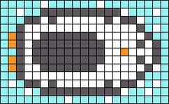 Alpha pattern #10973