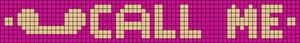 Alpha pattern #10983