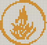 Alpha pattern #10992