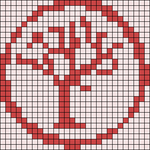 Alpha pattern #10996
