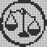 Alpha pattern #10997