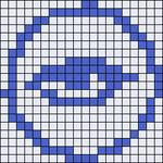 Alpha pattern #10998