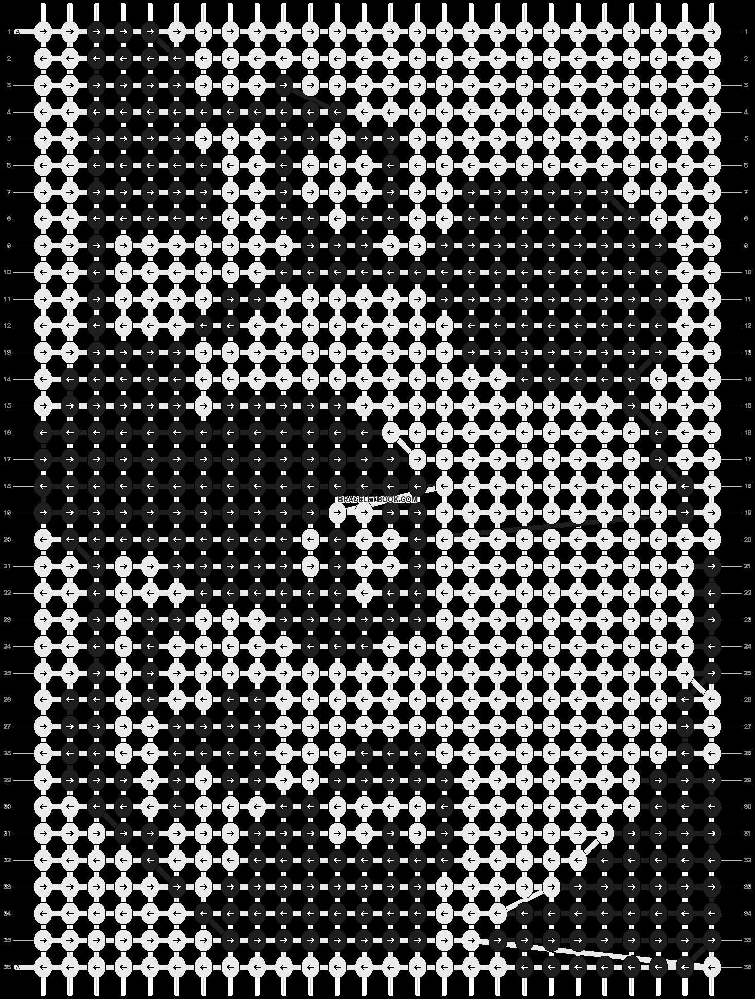 Alpha Pattern #11001 added by SammiDawn