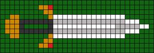 Alpha pattern #11007