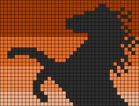 Alpha pattern #11011