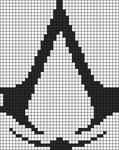 Alpha pattern #11014