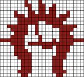 Alpha pattern #11022