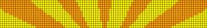 Alpha Friendship Bracelet Pattern #11034
