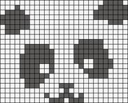 Alpha pattern #11037