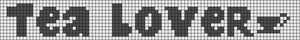Alpha Friendship Bracelet Pattern #11038