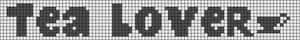 Alpha pattern #11038