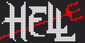 Alpha pattern #11042
