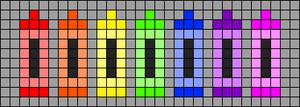 Alpha pattern #11046