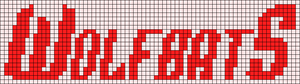 Alpha pattern #11047