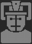 Alpha pattern #11054