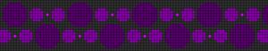 Alpha Friendship Bracelet Pattern #11067