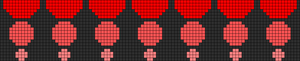 Alpha pattern #11071