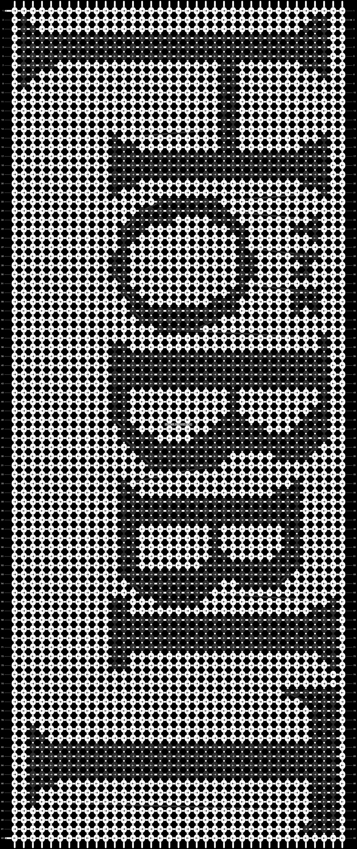 Alpha pattern #11073 pattern