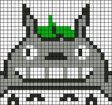 Alpha pattern #11077