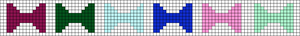 Alpha pattern #11082