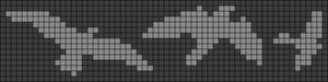 Alpha Friendship Bracelet Pattern #11117