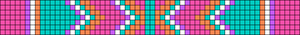 Alpha pattern #11121