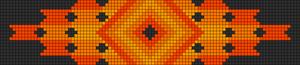 Alpha pattern #11124