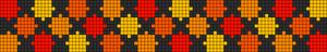 Alpha pattern #11126