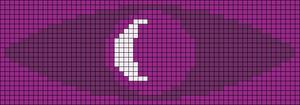 Alpha Friendship Bracelet Pattern #11128