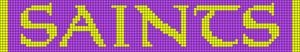 Alpha Friendship Bracelet Pattern #11129