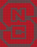 Alpha pattern #11131