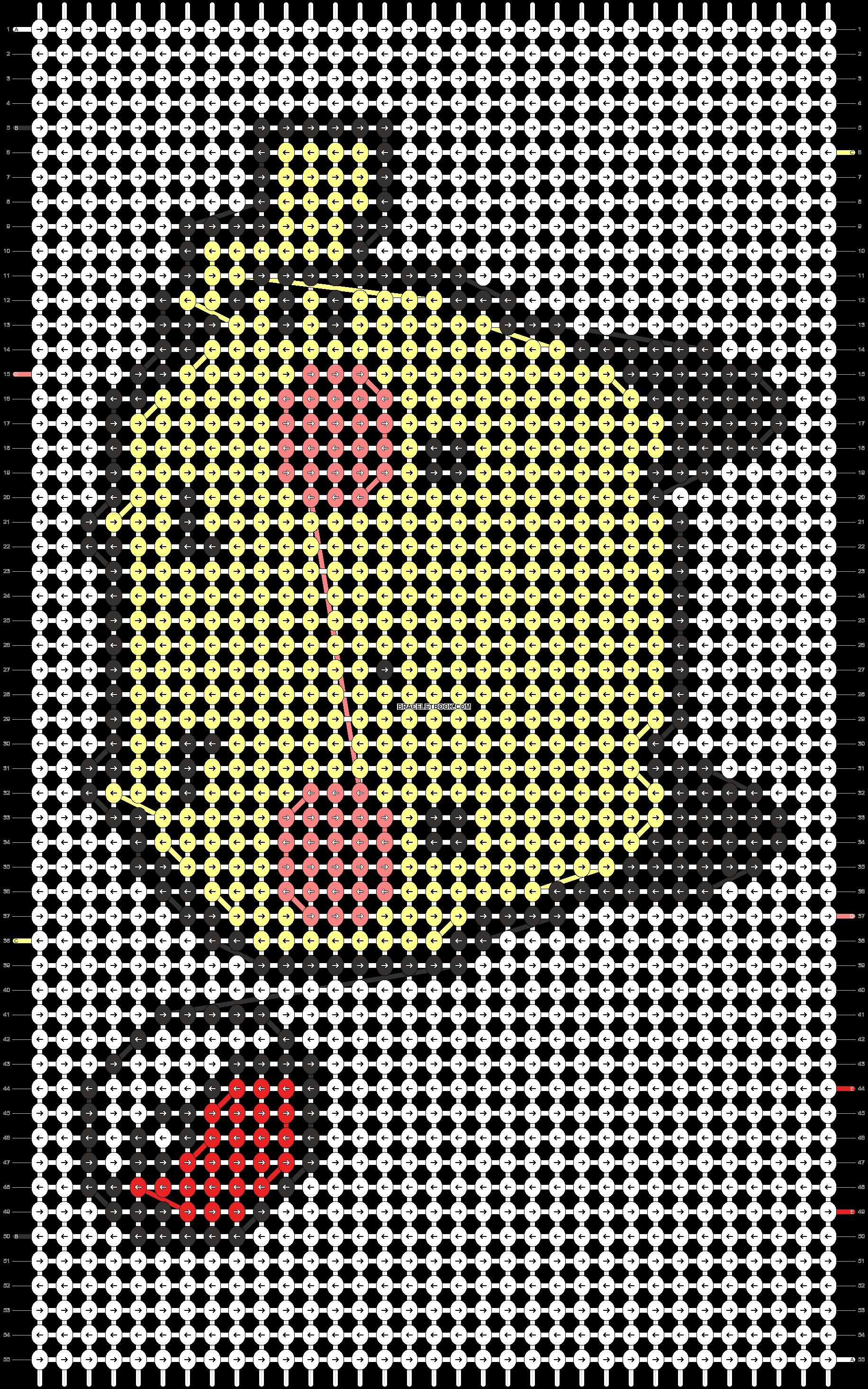 Alpha pattern #11138 pattern