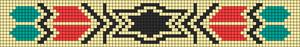 Alpha pattern #11158